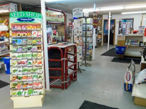 pro ag farmers garden and seed section