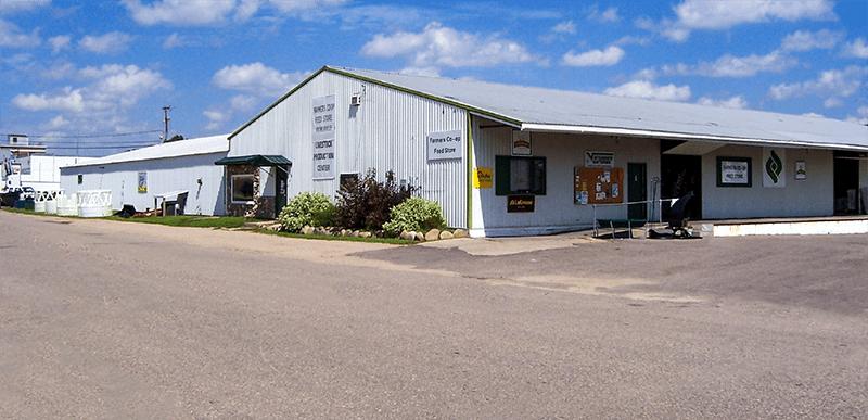 pro ag farmers building