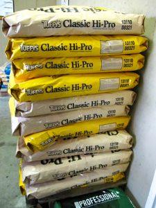 classic hi-pro dog food
