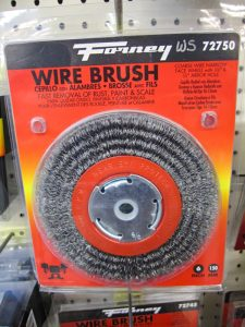 Forney Wire Brush